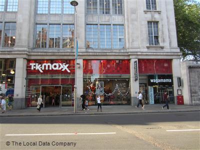 Tk Maxx Shopping Visitlondon Com