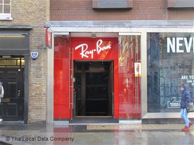 ray ban shopping  Ray-Ban - Shopping - visitlondon.com